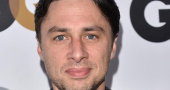 Zach Braff talks Kickstarter campaign for new movie Wish I Was Here