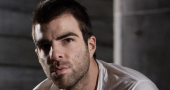 Zachary Quinto talks 'raucous' partying with Benedict Cumberbatch, Chris Pine, and Simon Pegg