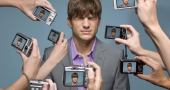 Ashton Kutcher eager for more baby changing facilities in men's toilets