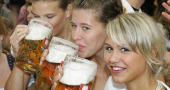 Florian Silbereisen, Nina Eichinger, and more enjoy Oktoberfest 2014