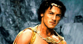 Is Luke Evans on verge of becoming one of Hollywood's hunk leading men?