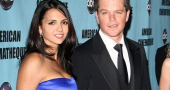Matt Damon opens up about married life