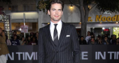 Suave Matt Bomer eager to play challenging role of Monty Cliff