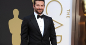 Who is Bradley Cooper's date for the Oscars 2015?
