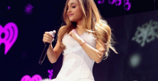 Is Ariana Grande following the backup dancer script of Jennifer Lopez?