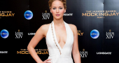 Jennifer Lawrence struggled with The Hunger Games fame